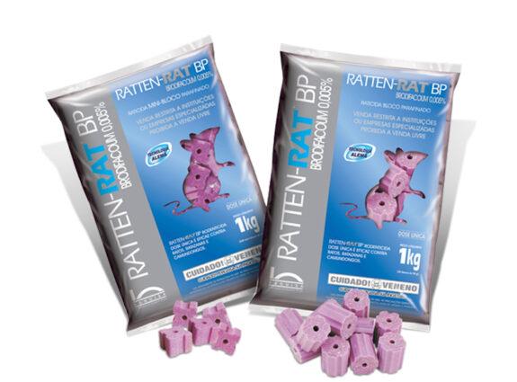 RATTEN-RAT® BP (BLOCO E MINI-BLOCO)